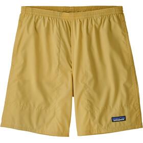 Patagonia Baggies Lights Pantalones cortos Hombre, amarillo